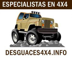 desguaces4x4